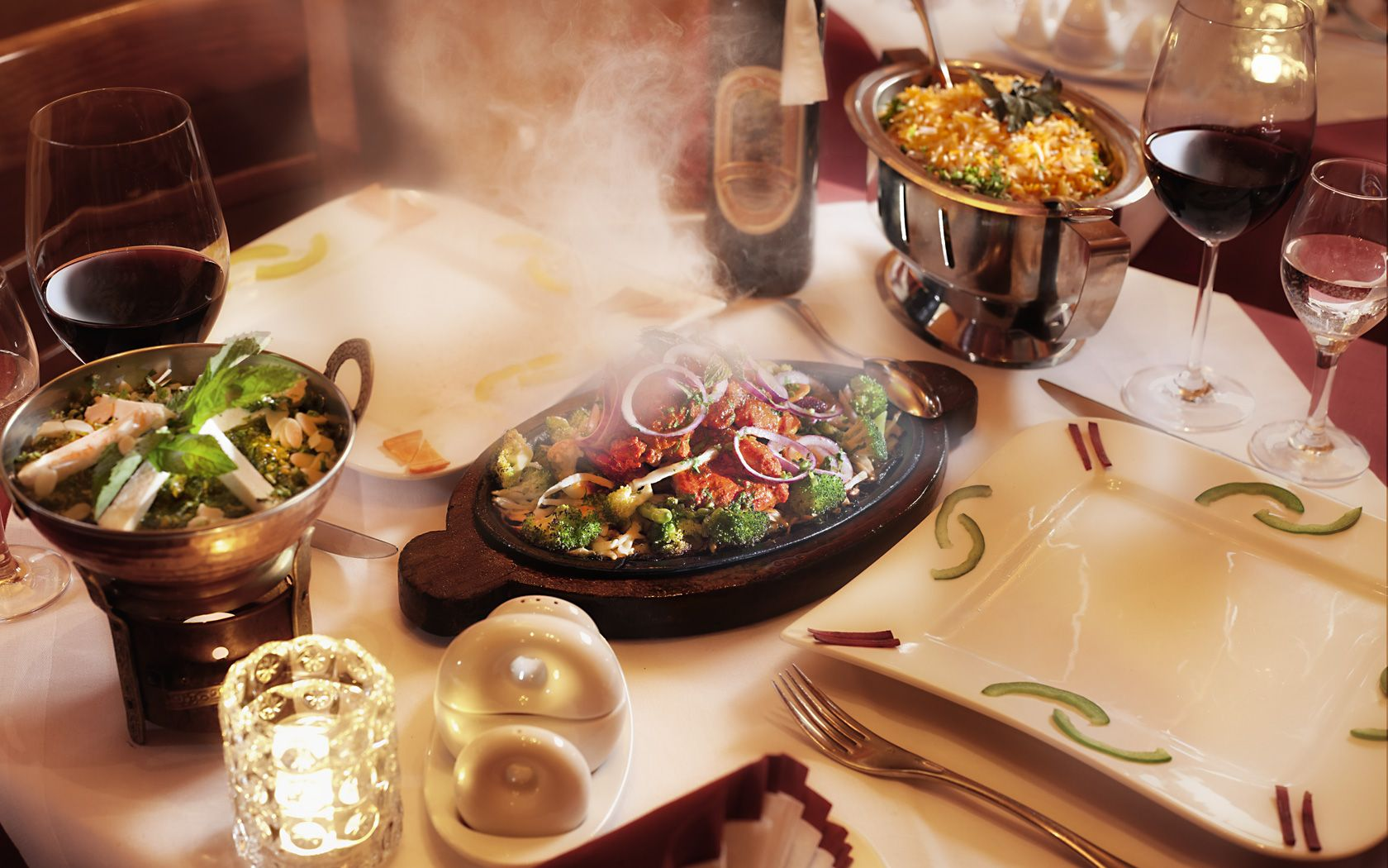 GANDHI | Indisches Restaurant, Hamburg Eppendorf